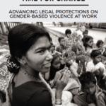 A Time for Change: Advancing Legal Protections on Gender-Based Violence at Work