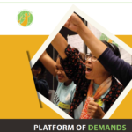 International Domestic Worker's Federation (IDWF) | Platform of Demands: Violence and Harassment Against women and men in the world of work