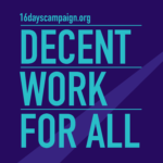 Center for Women's Global Leadership welcomes new ILO treaty to end violence and harassment against women in the world of work
