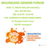 Muungano Gender Forum
