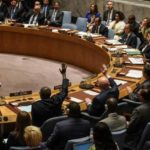 UN adopts first resolution on sexual harassment