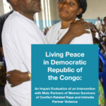 Living Peace in Democratic Republic of the Congo: An Impact Evaluation of an Intervention with Male Partners of Women Survivors of Conflict-Related Rape and Intimate Partner Violence