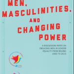 Men, Masculinities, and Changing Power