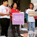 The Garment Worker Center & One Woman's Story
