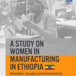 UNDP | A Study On Women Manufacturing In Ethiopia