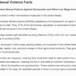 Farmworker Sexual Violence Facts