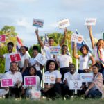 Launch social media campaign 16 days of activism