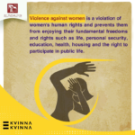 16 Days Campaign To Combat Violence Against Women