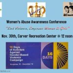 Women Abuse Awareness Conference