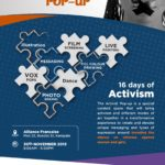 #BreaktheSilence Artivist Pop-Up