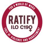 ITUC campaigns for workers' rights globally, calling for ratification and implementation of C190
