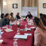 FWLD and Global 16 Days Campaign mobilize to call for ratification of the ILO Violence and Harassment Convention No. 190 in Nepal